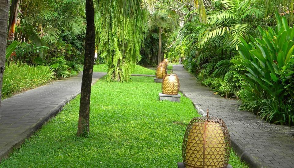 Puri santrian Bali - Taman