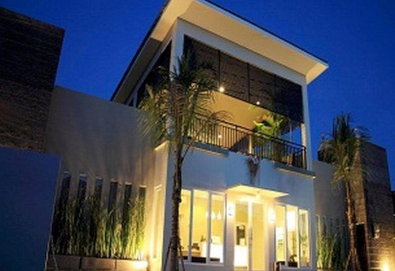 Link Costel Bali - Eksterior