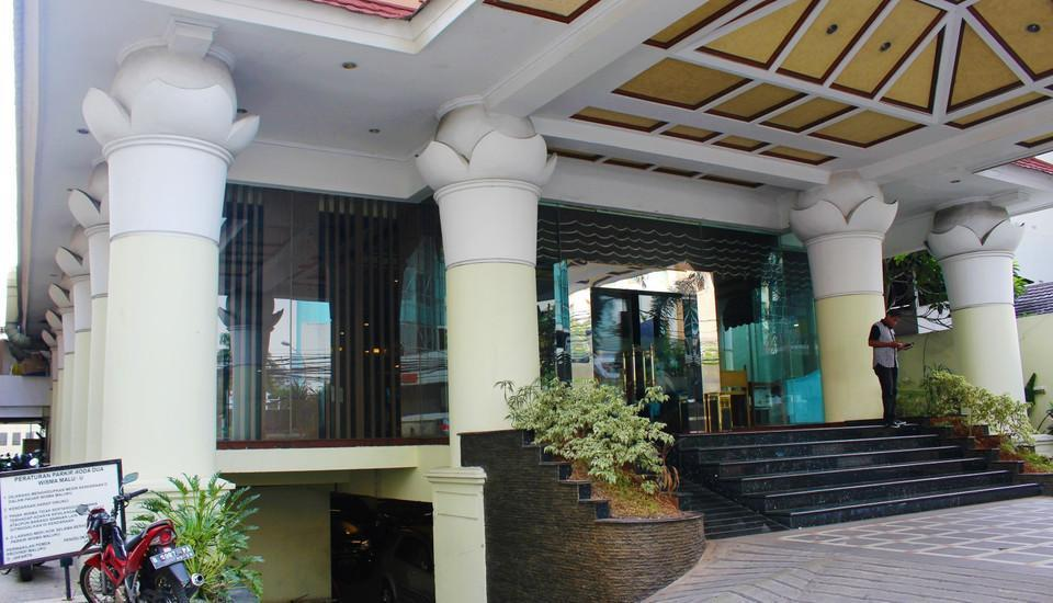 ZEN Rooms near Grand Indonesia Mall Jakarta - Masuk