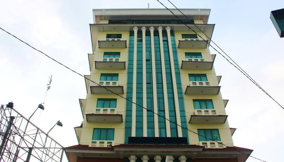 ZEN Rooms near Grand Indonesia Mall Jakarta - Eksterior