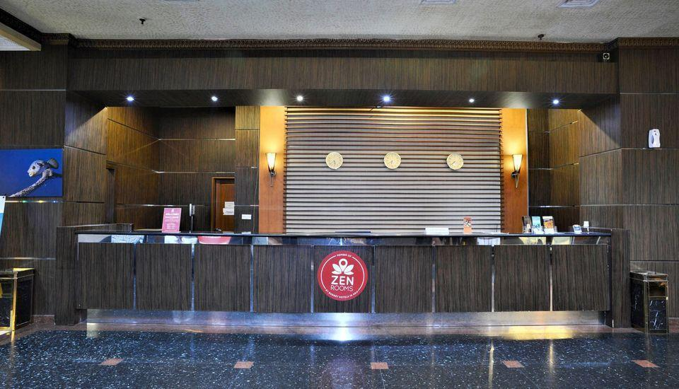 ZEN Rooms near Grand Indonesia Mall Jakarta - Resepsionis