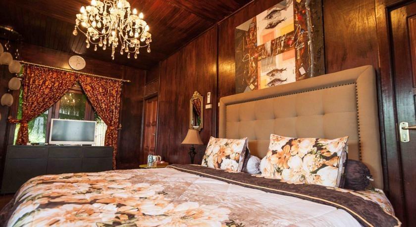La Merry Resort Manado - Kamar tamu