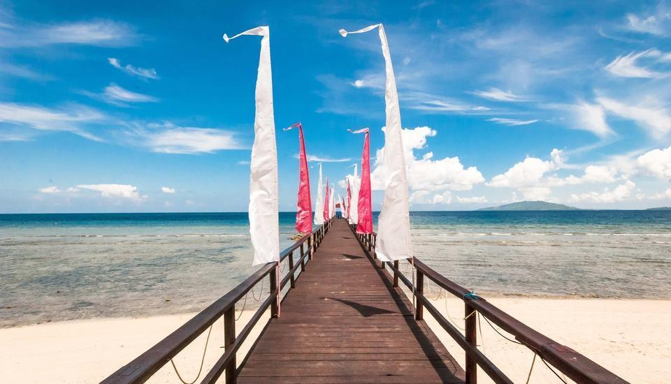 La Merry Resort Manado - Pantai