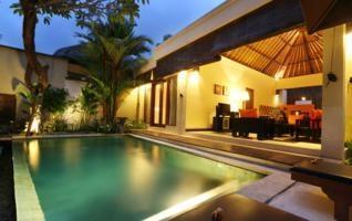 The Bali Bill Villa Bali - kolam renang pribadi