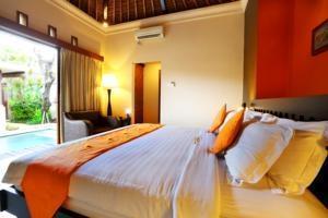 The Bali Bill Villa Bali - Kamar 2 tempat tidur
