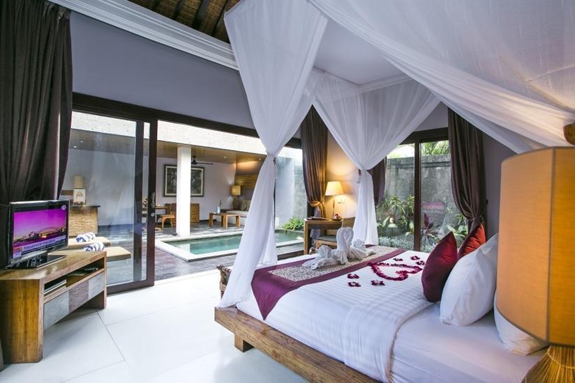 De Uma Lokha Bali - Kamar tamu