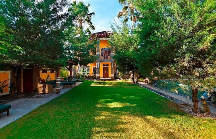 Apel Villa Sanur Bali - Kolam Renang