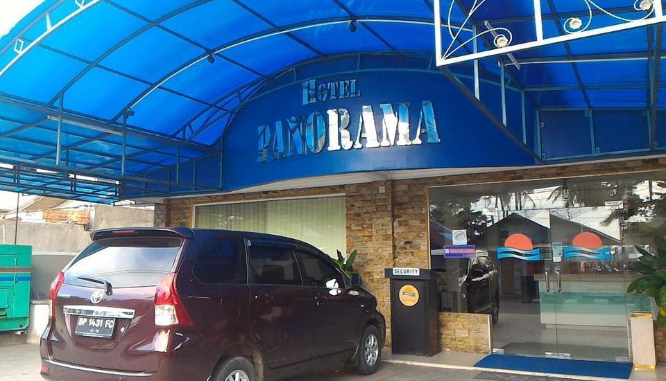 Hotel Panorama Tanjung Pinang Tanjung Pinang - Tampilan Luar Hotel
