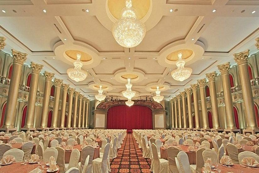 Harmoni One Convention Hotel Batam - Grand Ballroom
