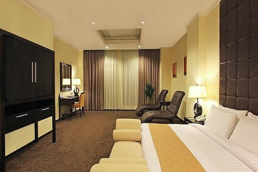Harmoni One Convention Hotel Batam - Kamar Harmoni Pool Suite