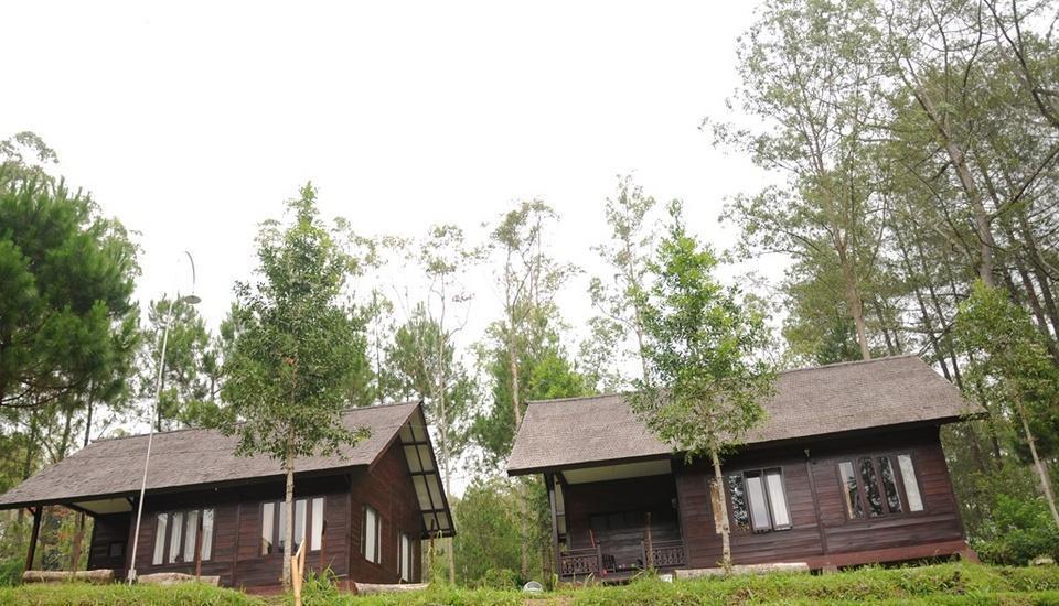 Cikole Resort Bandung - Cottage Surian Cemara