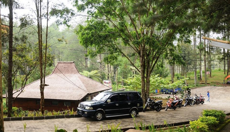 Cikole Resort Bandung - Villa