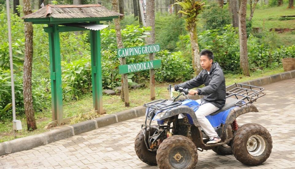 Cikole Resort Bandung - Quad Bike