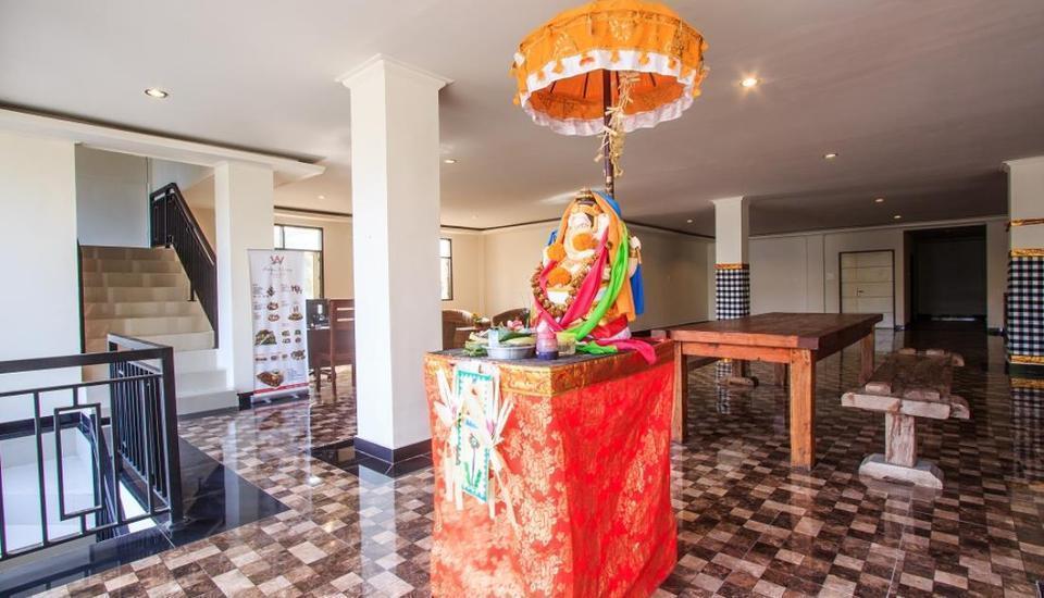 Ivanka Airport Inn Bali - Interior
