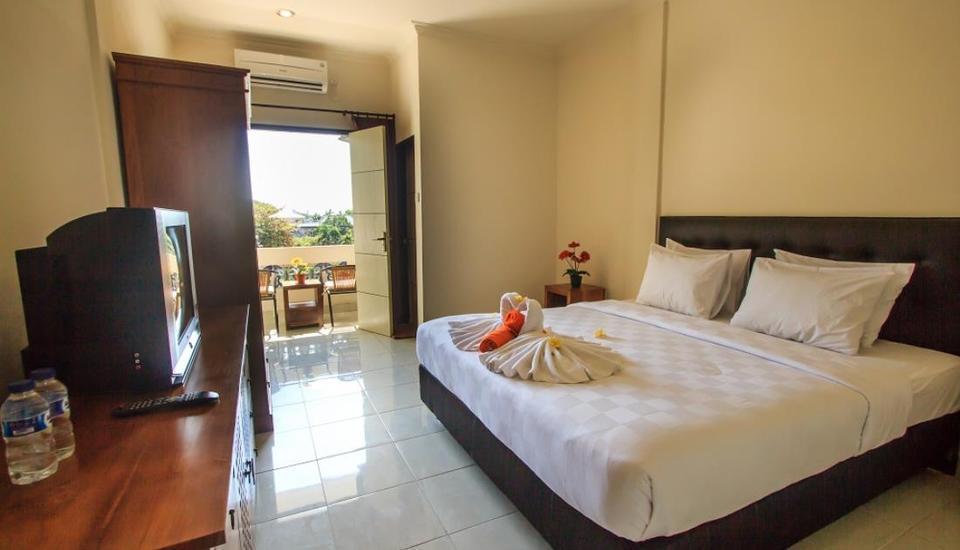 Ivanka Airport Inn Bali - Kamar tamu