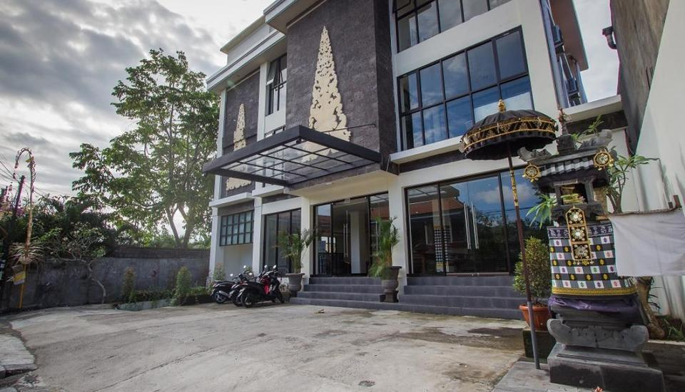 Ivanka Airport Inn Bali - Tampilan Luar Hotel