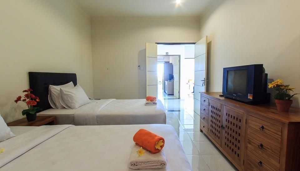 Ivanka Airport Inn Bali - Kamar tidur