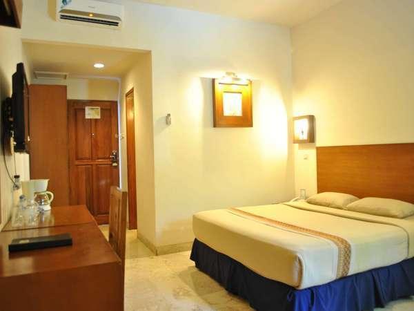 Kuta Lagoon Resort Bali - Kamar Pool Access