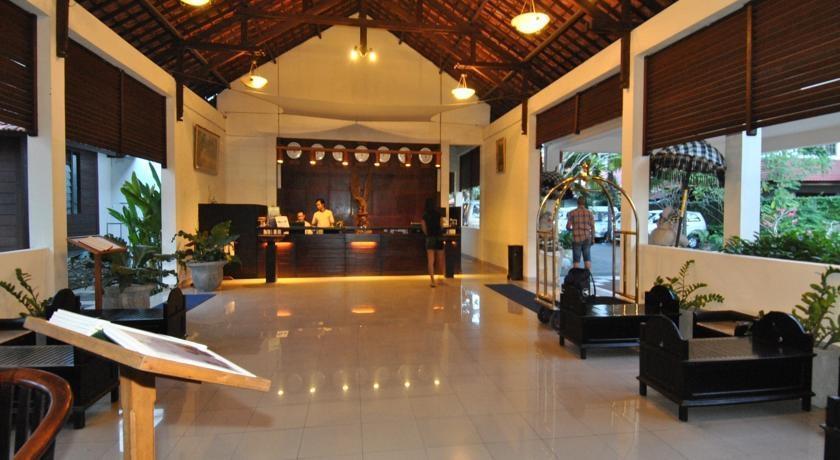 Kuta Lagoon Resort Bali - Lobi