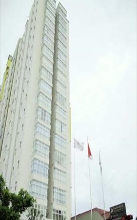 Ten Eleven Living Point Bandung - Facade