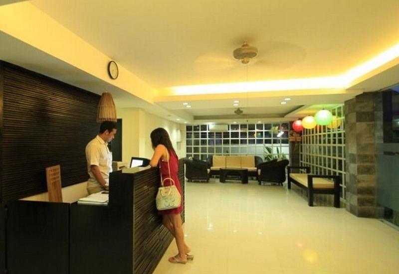 Airport Kuta Hotel Bali - Lobi