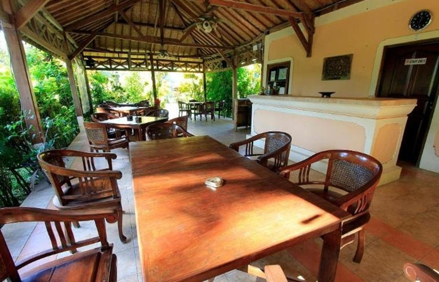 Pesona Bulan Baru Hotel Lombok - Lobi