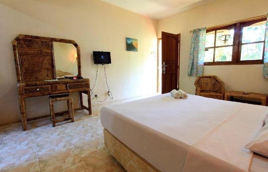 Pesona Bulan Baru Hotel Lombok - Deluxe Room Save 5%