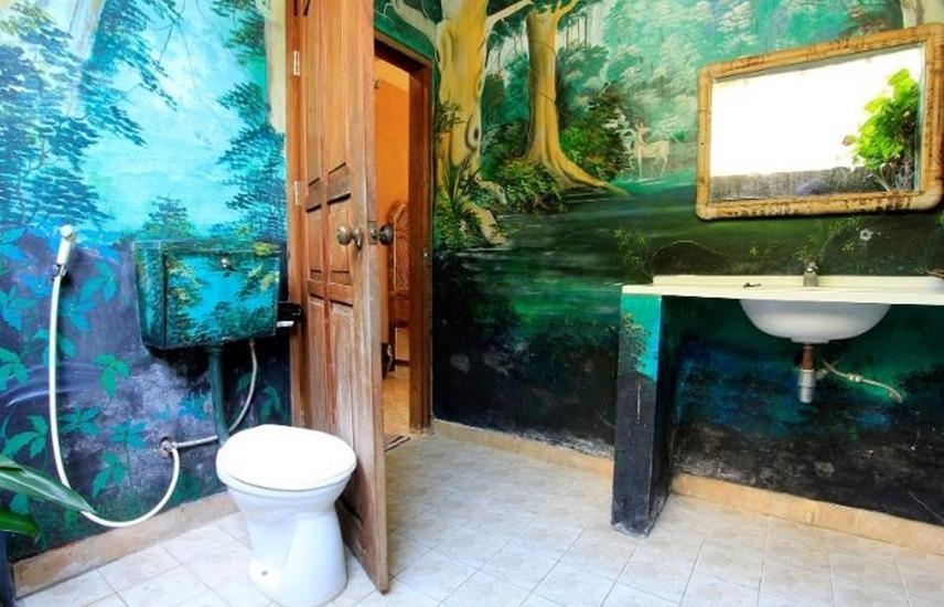 Pesona Bulan Baru Hotel Lombok - Kamar mandi