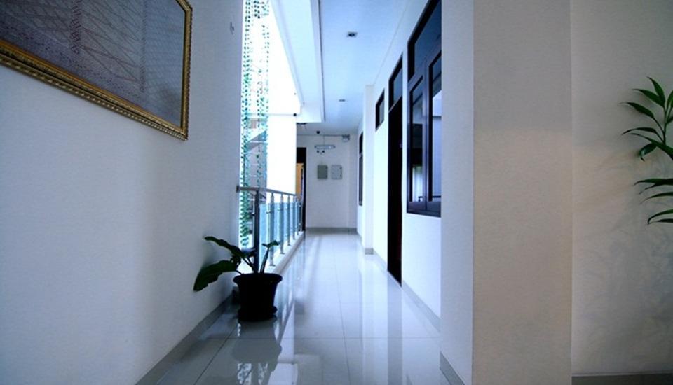Latief Inn Hotel Bandung - Koridor