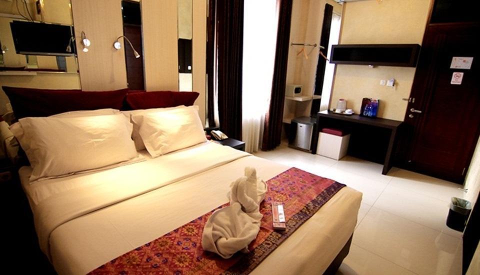 Latief Inn Hotel Bandung - Kamar Dekuxe