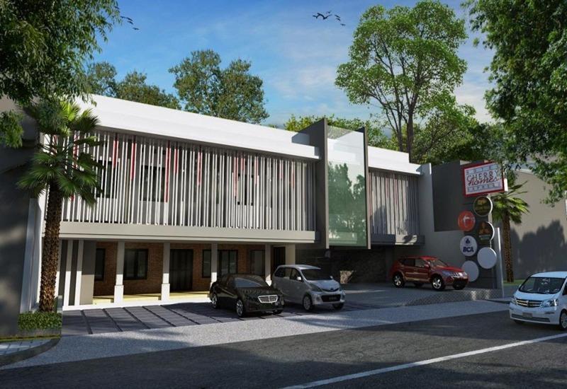 Cherry Homes Express Hotel Bandung - Eksterior