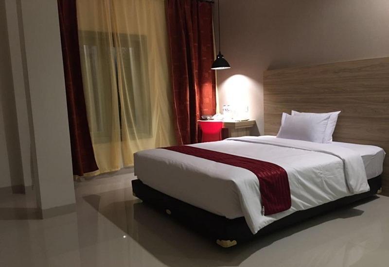 Cherry Homes Express Hotel Bandung - Kamar tamu
