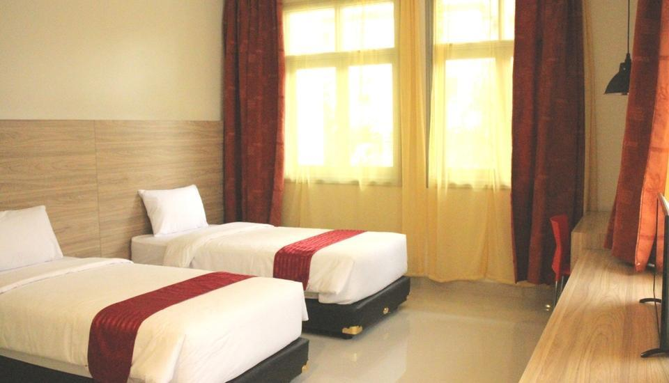 Cherry Homes Express Hotel Bandung - Deluxe Twin