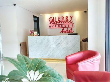 Cherry Homes Express Hotel Bandung - Lobi