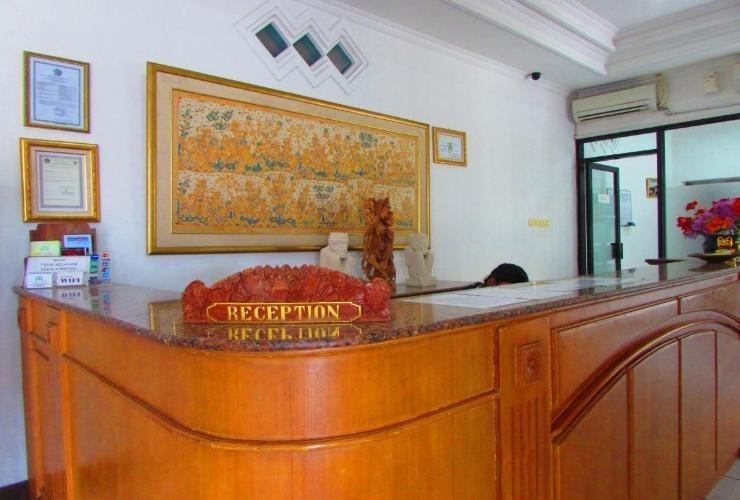 Hotel Cianjur Bali Bali - reception