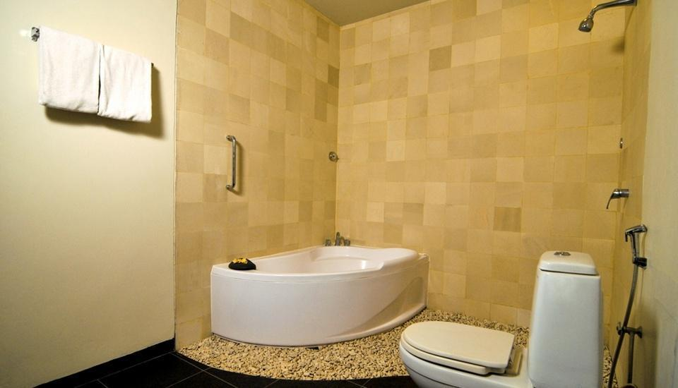 The Yani Hotel Bali - Suite (21/Jan/2014)