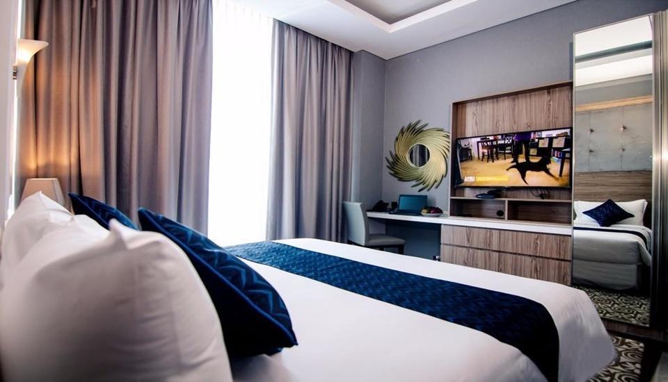 PSW Antasari Hotel Jakarta - Bedroom