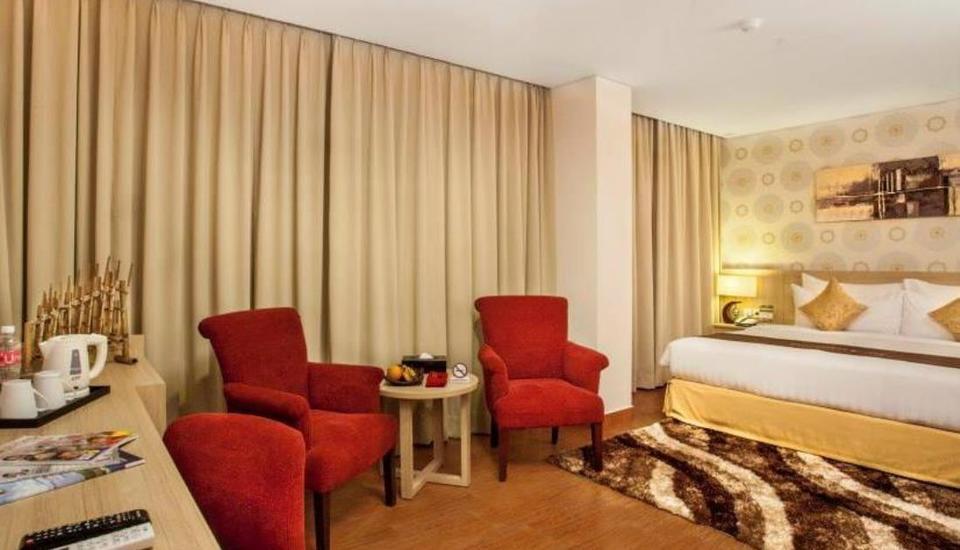 Days Hotel and Suites Jakarta Airport Tangerang - Kamar tamu
