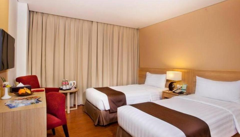 Days Hotel and Suites Jakarta Airport Tangerang - Superior twin  Room Only  Regular Plan
