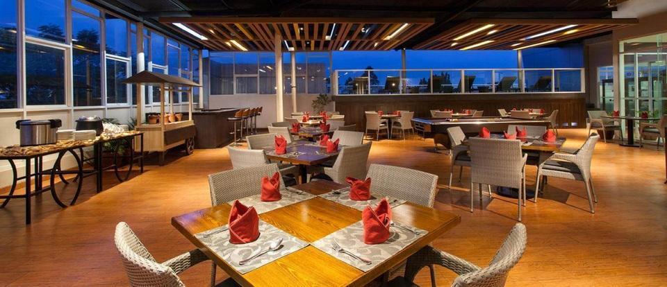 Days Hotel and Suites Jakarta Airport Tangerang - Restaurant Karakatau