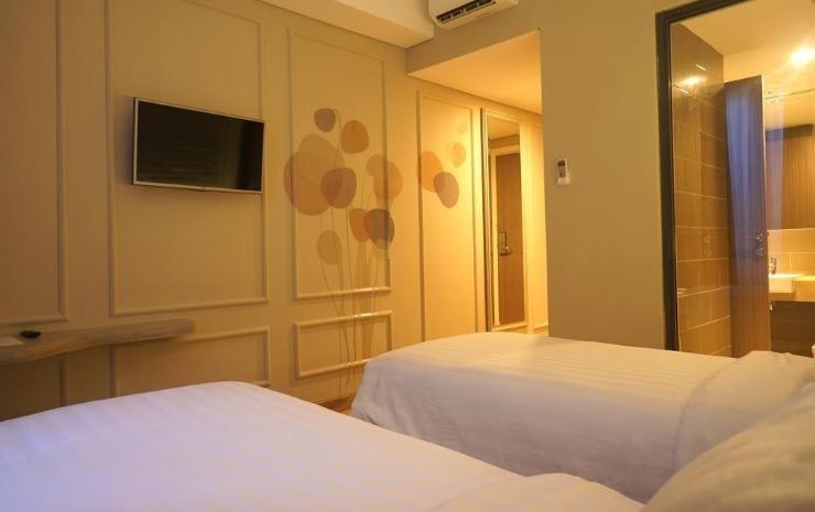 Expressia Hotel Makassar - Kamar tamu