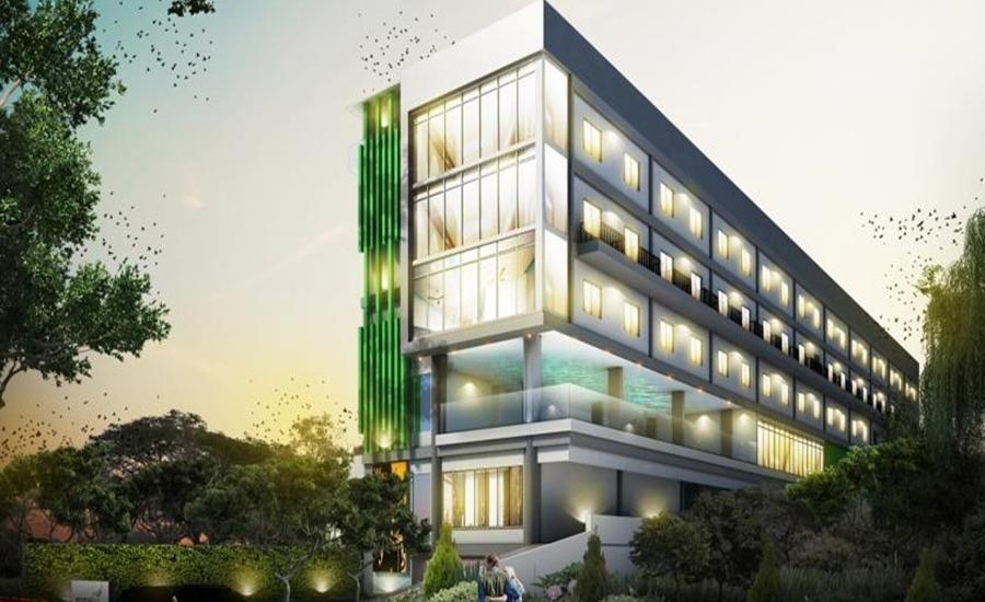 PrimeBiz Hotel Tegal - Eksterior
