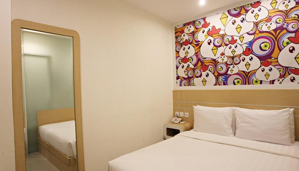 Nite & Day Surabaya - Gunungsari Surabaya - Day Room Twin Size Save 13%