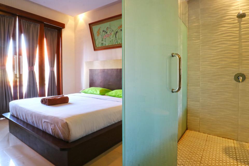 D'Astri Guest House Bali - Balcony