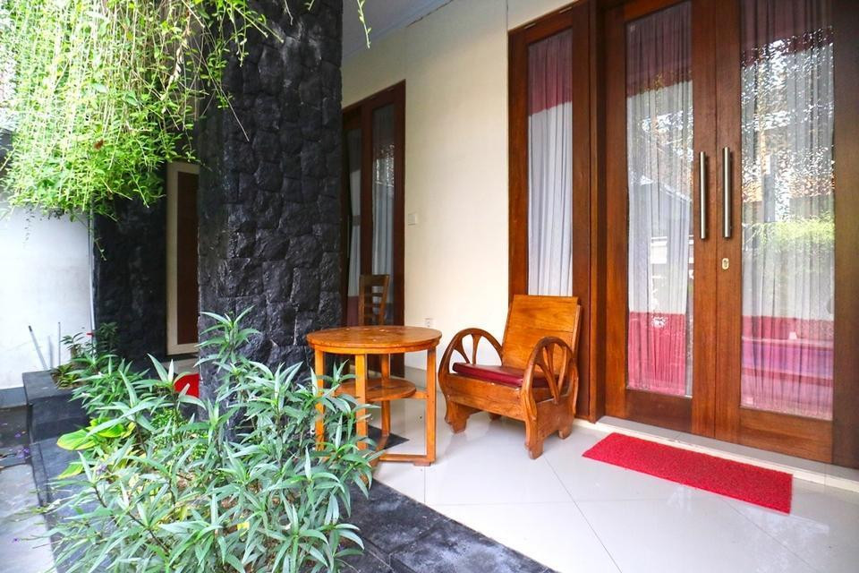 D'Astri Guest House Bali - Terrace