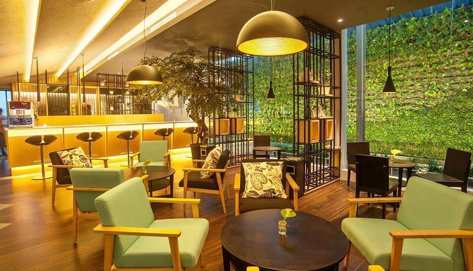 Tama Boutique Hotel Bandung - Lounge