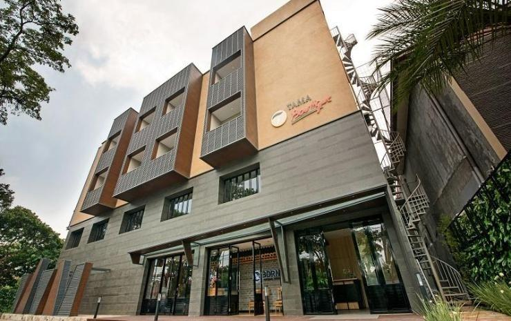 Tama Boutique Hotel Bandung - Hotel Building