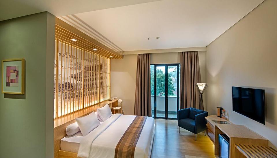 Tama Boutique Hotel Bandung - Suite Double Balcony