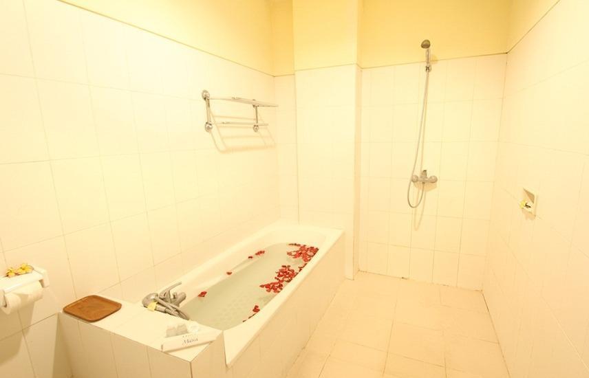 Hotel Maria Bali - Kamar mandi