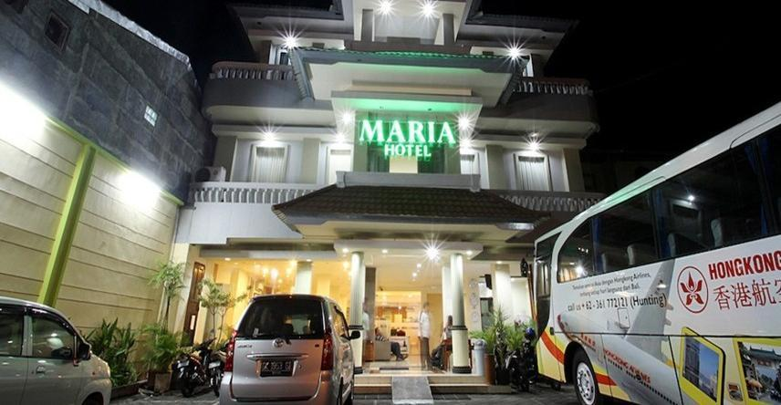 Hotel Maria Bali - Eterior